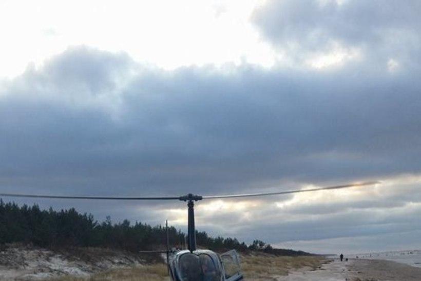 Kaotsis Läti surfarit otsitakse ka Eestis