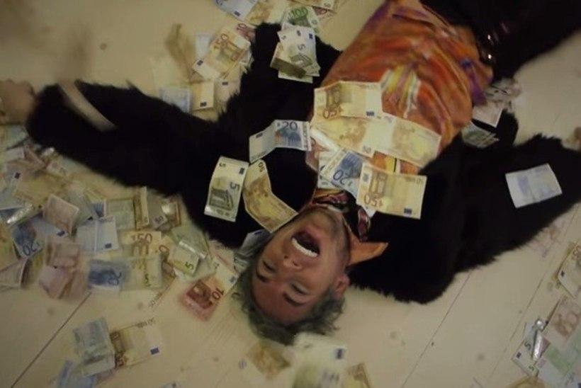 """VIDEO: uuel aastal uue hooga! Strippar Marco avaldas hittloo """"Raha"""""""