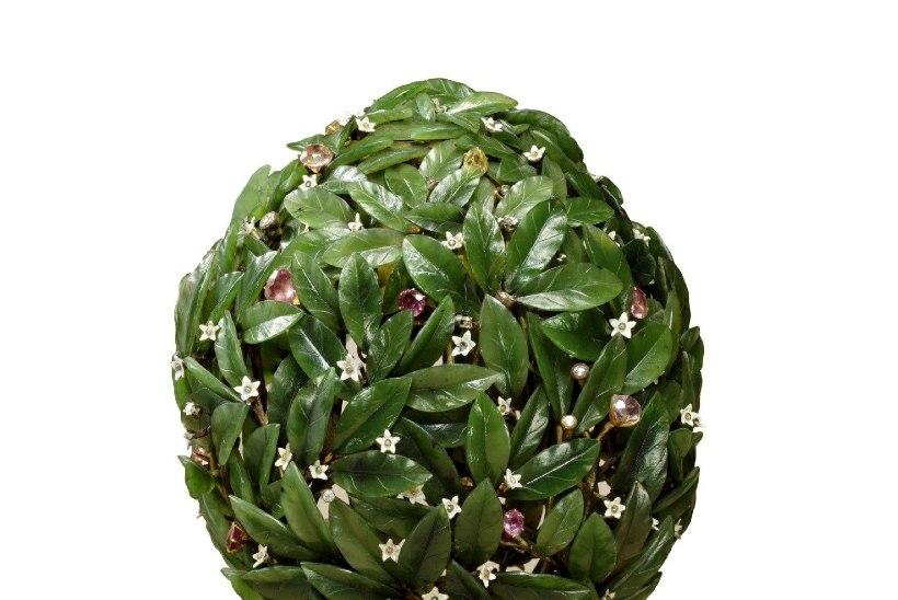 HINNALISED HARULDUSED: Fabergé munad ehivad nii Inglismaa kuninganna kui Qatari emiiri kogusid