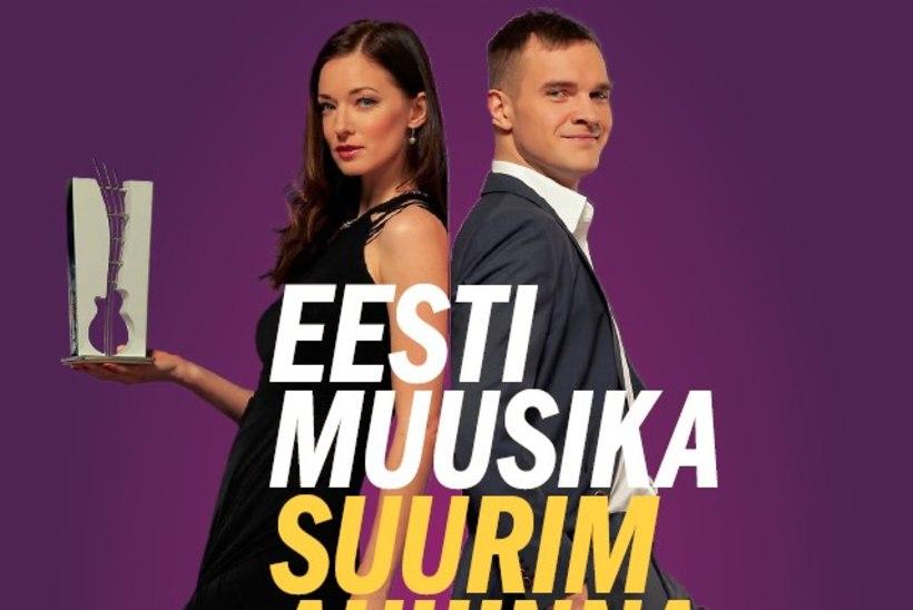Eesti Muusikaauhinnad 2015 nominentide rida kujunes väga põnevaks