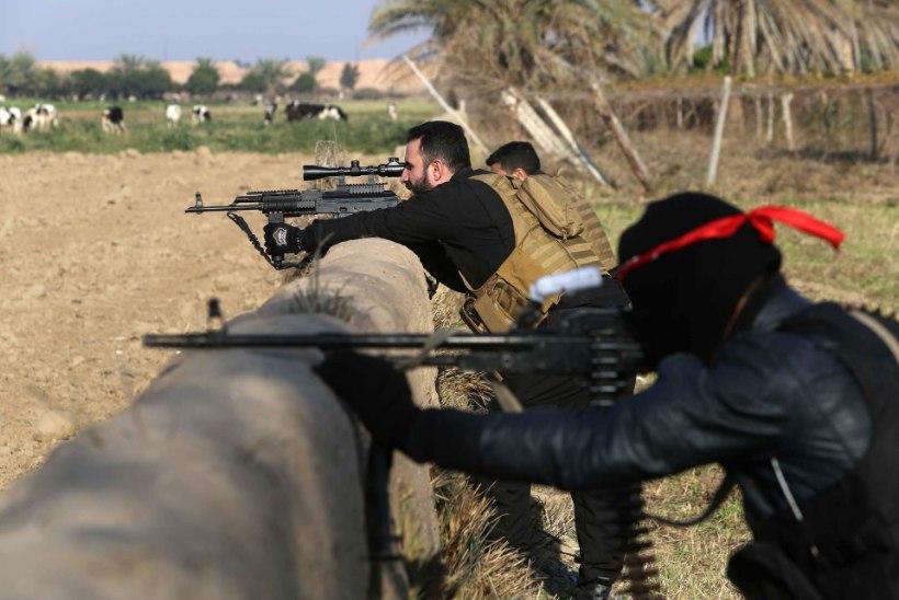 ÕÕVASTAV! Islamiriik avaldas fotod kaheksa politseiniku hukkamisest