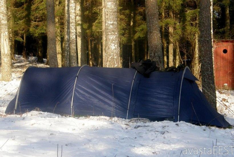Avasta Eestimaad: saluudiidiootide eest ürgloodusesse