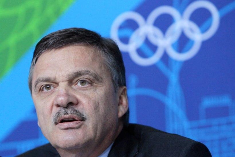 Rahvusvahelise jäähokiliidu president: Saan ROKi käest nahutada, aga Hiina korraldab taliolümpia!