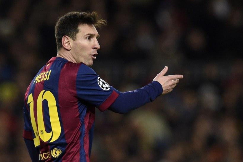 FC Barcelona käärib, Lionel Messi ähvardab lahkuda Chelsea'sse