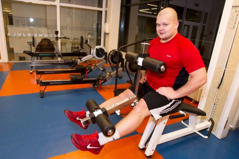 Mart Seimil kaks karmi lõikust tehtud, ees ootab Rio olümpiamängude medalitee