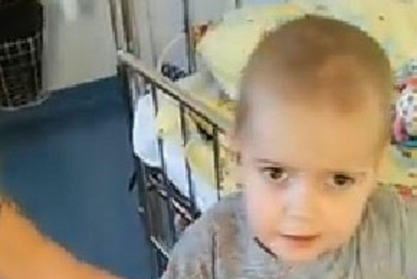 LINK VIDEOLE: teadvusetuks pekstud pisike Emily teeb esimesi iseseisvaid samme
