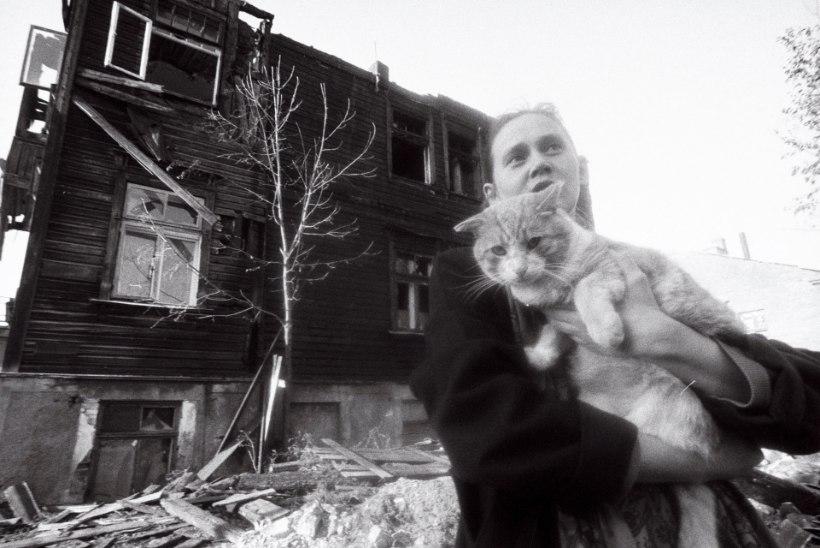 """""""Ema karjus telefonis, et kao korterist minema ja helista tuletõrjesse. Mina keeldusin."""""""