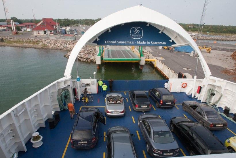 Palo kindlustab end uute parvlaevade hilinemise vastu