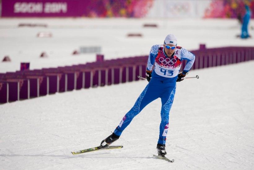 Rehemaa katkestas Tour de Ski, Tammjärv viimane