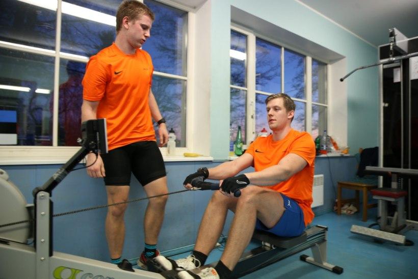 Eesti mehed püstitasidki 1000 km ergomeetrisõudmise maailmarekordi!