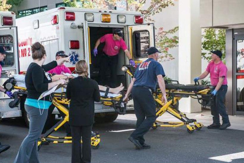 KOOLITULISTAMINE USAs: 26aastane mees tulistas kolledžis surnuks üheksa inimest ja haavas seitset