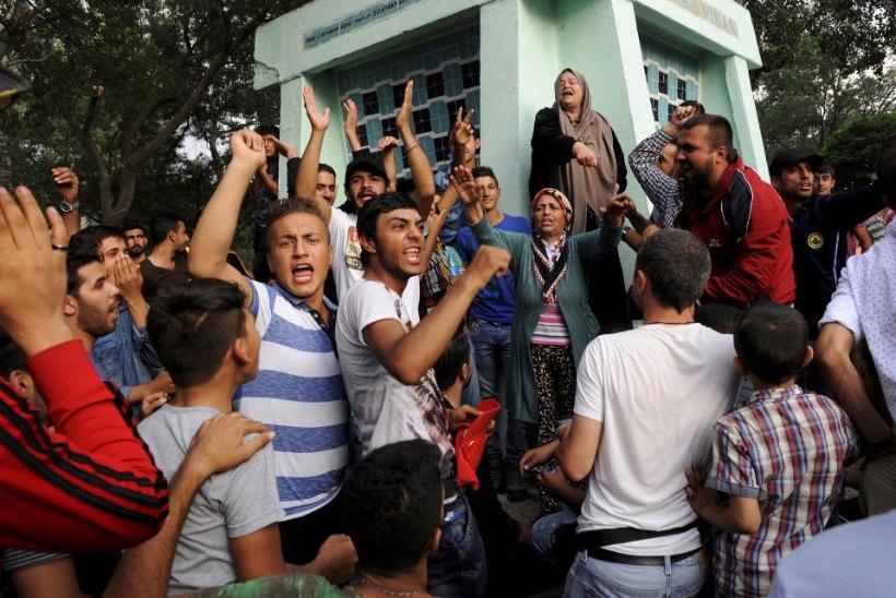 Bulgaarlased näevad migrantides ohtu