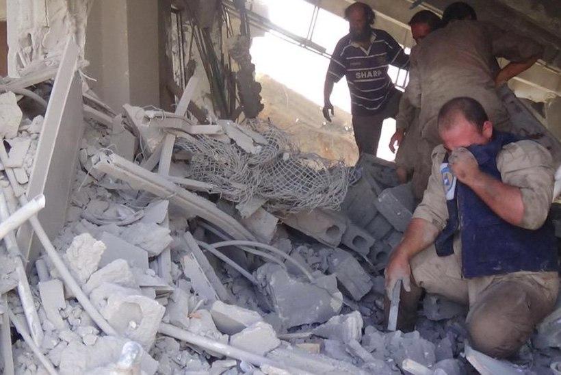 Saudi Araabia nõuab Venemaalt Süüria pommirünnakute kohest lõpetamist
