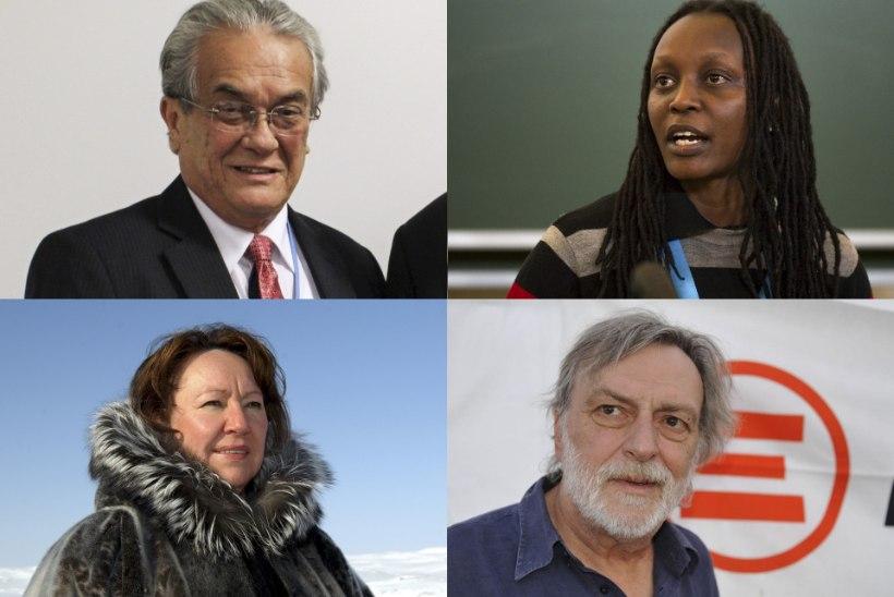 Alternatiiv-Nobeli auhinna saab neli inimest