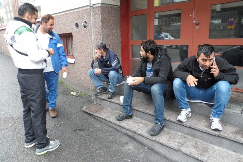 Septembris saabus Soome 10 800 illegaalset immigranti