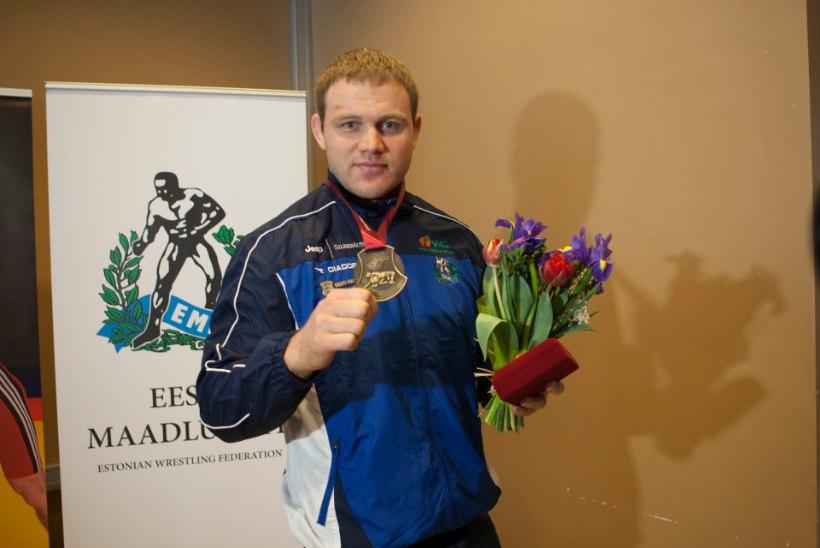 VÄGEV! Heiki Nabi võitis sõjaväelaste maailmamängudel kulla!
