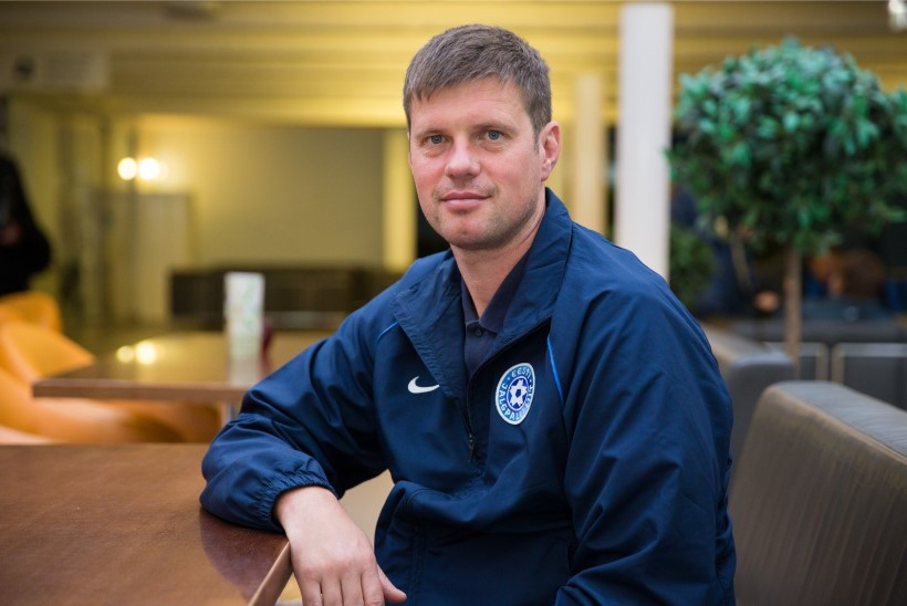 U19 koondise peatreener Marko Lelov: kahju, et kooliraha tuli valikturniiril maksta