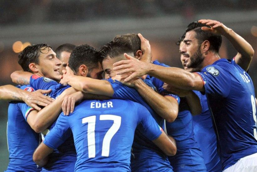 NII SEE JUHTUS | Sport 10.10: võrkpallurid võitsid geimi, kolm vutikoondist jõudis EMile