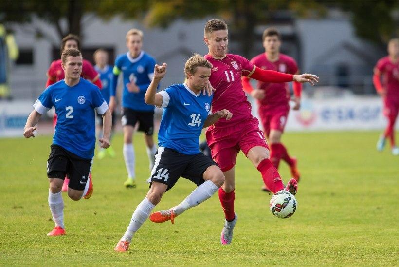 JÄRELVAADATAV | U19 koondis realiseeris penalti, kuid kaotas Tšehhile