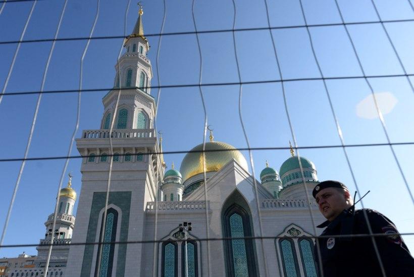 Moskvas hoiti ära terrorirünnak