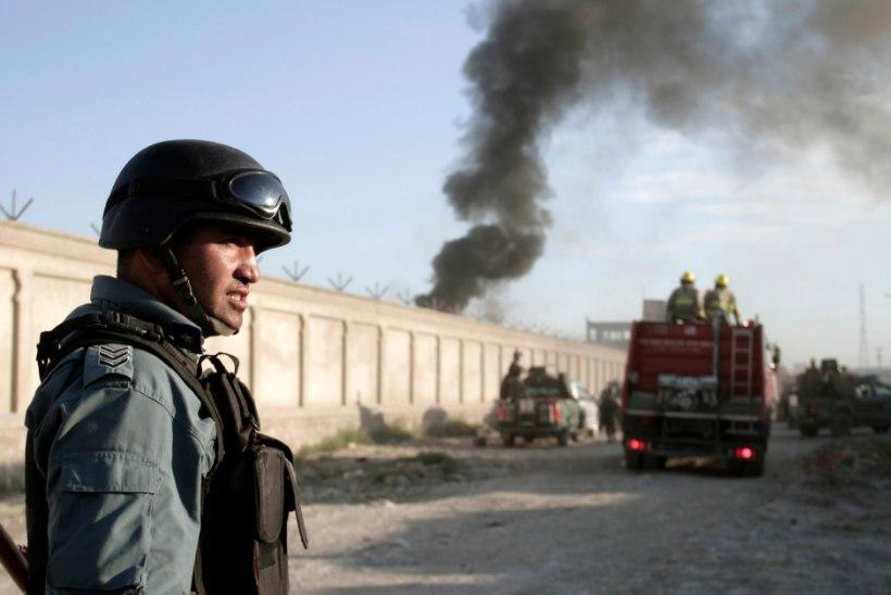 Afganistanis kukkus alla NATO kopter, hukkus viis inimest