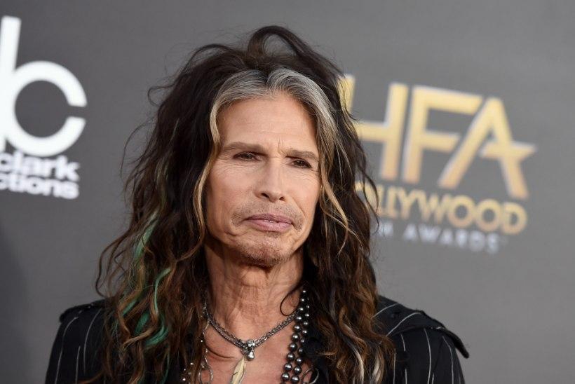 JÄLLE MUUSIKUTEGA HÄDAS: Aerosmith keelas presidendikandidaat Donald Trumpil oma laulu kasutamise