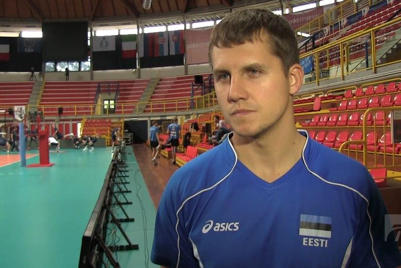 ÕHTULEHE VIDEO | Vollekoondise abitreener Rainer Vassiljev homsest play-off vastasest: Serbial on EMil probleeme olnud