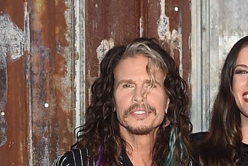 Aerosmith keelas Trumpile oma laulu