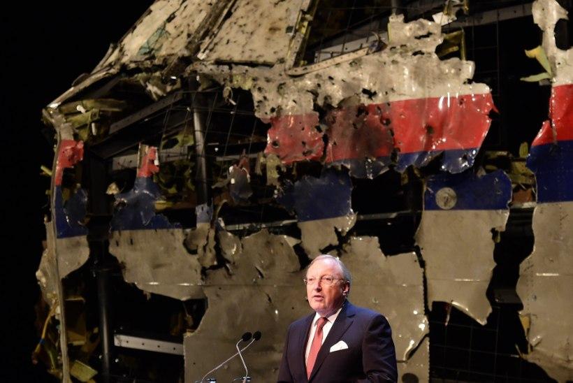 Tõde: MH17 tulistati alla BUKi raketiga
