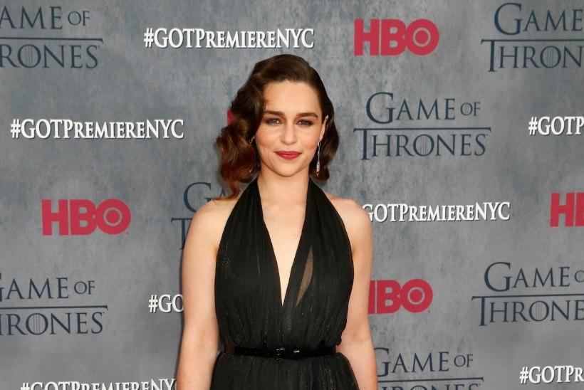 Emilia Clarke on seksikaim naine
