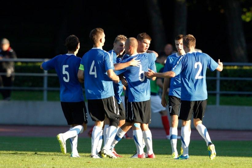 JÄRELVAADATAV   Eesti U19 meeskond lõpetas koduse valikturniiri võidukalt
