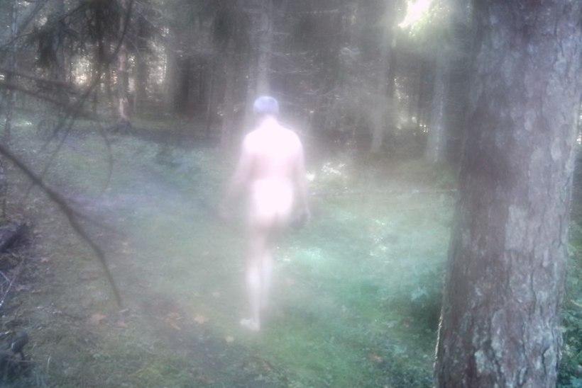 Jahimeeste kaamera ette jäi porgandpaljas mees