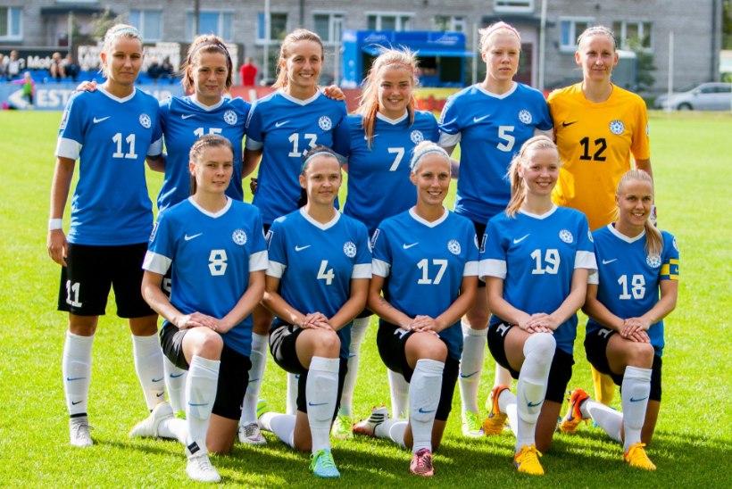 JÄRELVAADATAV | Teisipäeval Maltaga viiki mänginud Eesti naiskond sai täna kindla kaotuse