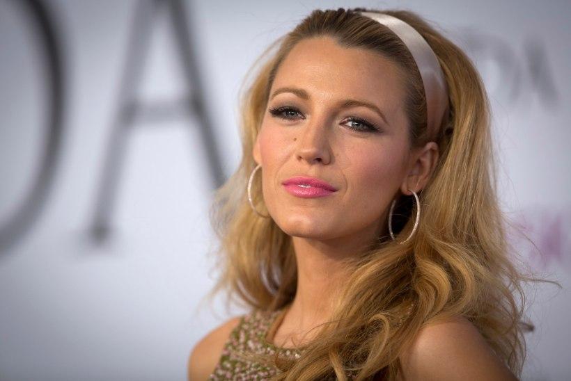 Martha Stewart haletseb näitlejatar Blake Livelyt