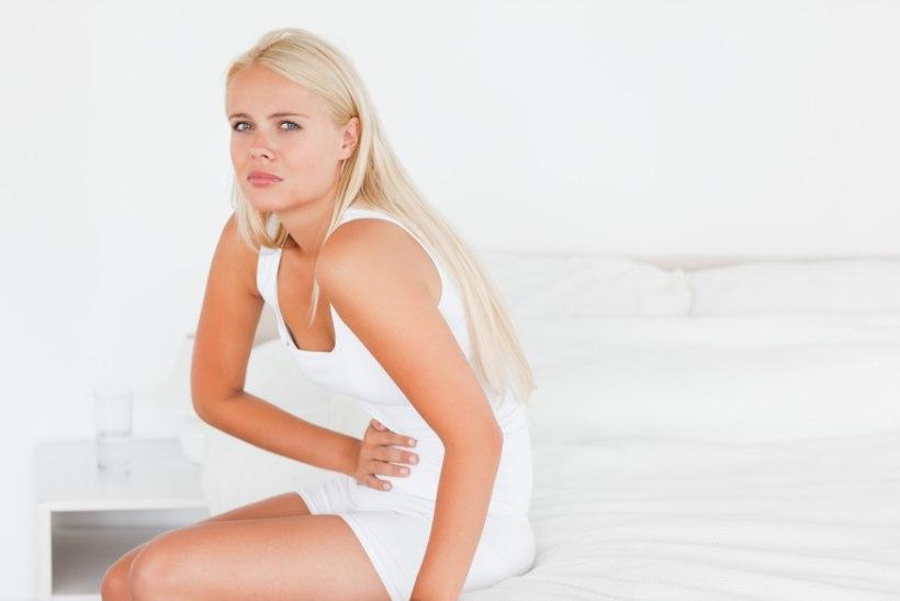 Seitse pattu, mis muudavad su menstruatsiooni väljakannatamatuks