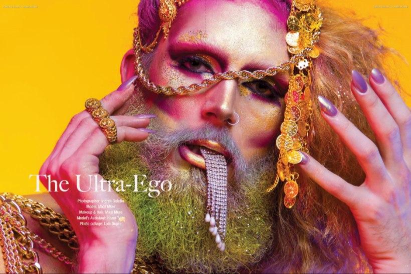 """FOTOD   Ameerika ajakirjas """"Dark Beauty"""" ilmus intervjuu Eesti fotograafiga"""