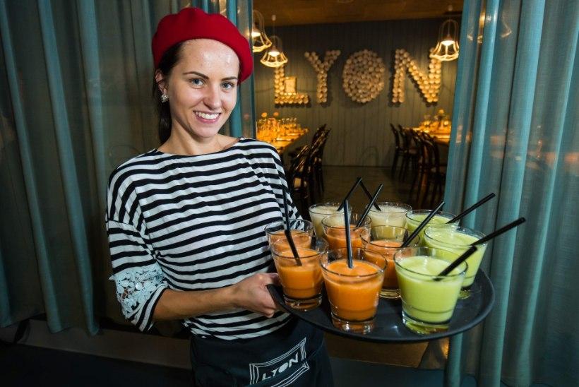 Café Lyon rõhub üha enam tervislikkusele