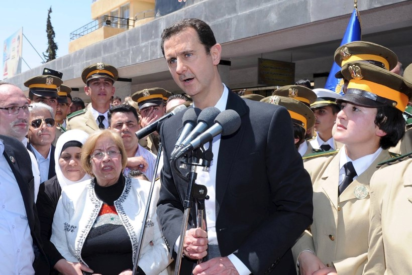 Mässulised lubavad al-Assadi tapmise eest kolm miljonit eurot
