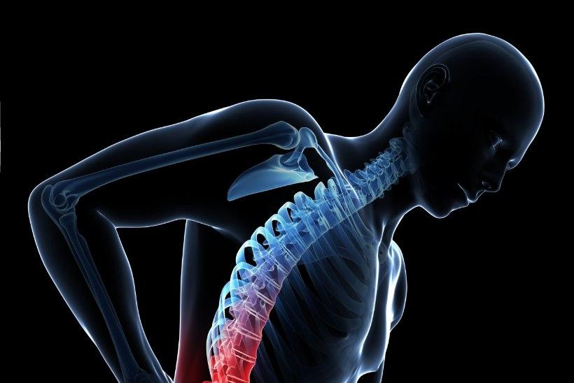 Salakaval osteoporoos tabada igaüht