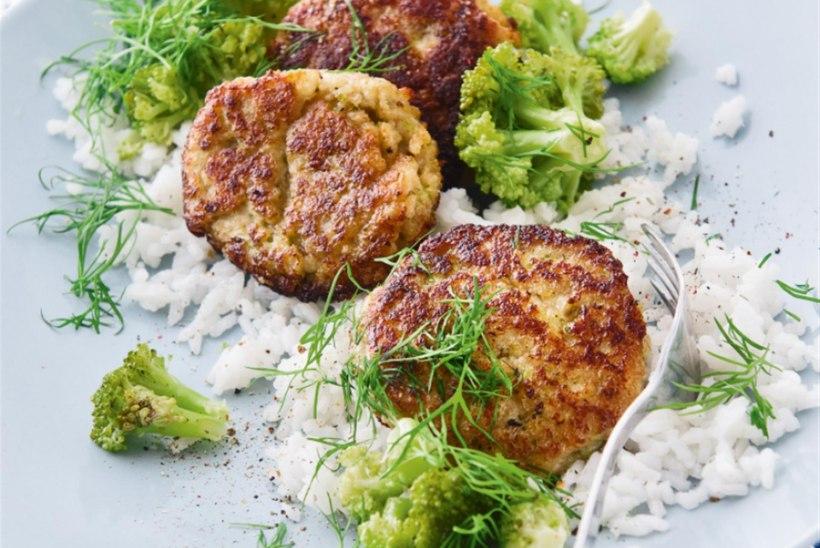 Kala-brokolikotletid