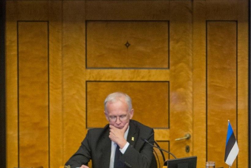 President Ilves muretseb hüvede kuritarvitamise ja maine pärast