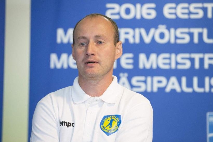 Eesti käsipalliklubid proovivad näidata eurosarjas uut kvaliteeti