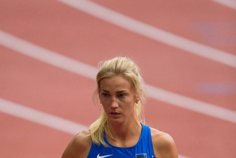 Eesti parim keskmaajooksja vabanes piinavast jalavalust