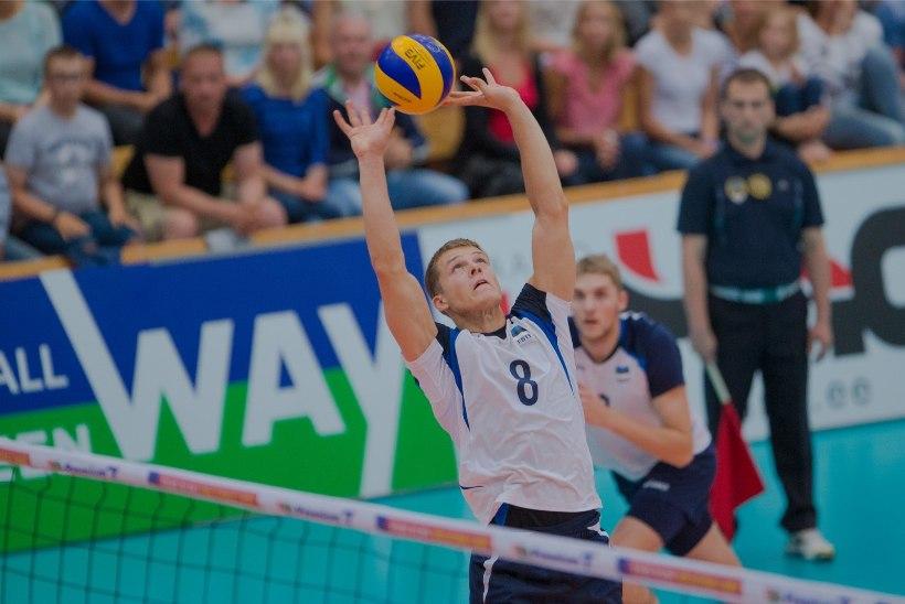 Eesti vollekoondislased riputavad tossud varna ja tahavad rannavõrkpalluritena olümpiale jõuda