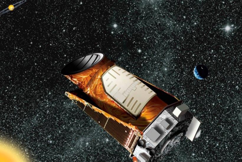 Kosmoseteleskoop avastas maavälise elu?