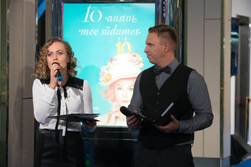 SUUR GALERII | Moekuulutaja tähistab moeetendustega sünnipäeva