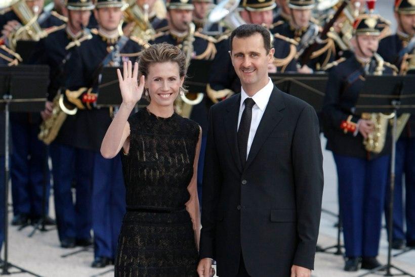 Assadi klann valitseb Süüriat juba üle 40 aasta