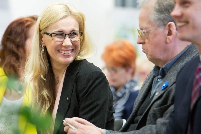 Kadri Simson: Keskerakonna liikmetel on ootus põlvkonna vahetuse vastu