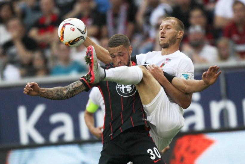 Kas Klavan ja Augsburg saavad viimaks tagasi ree peale?