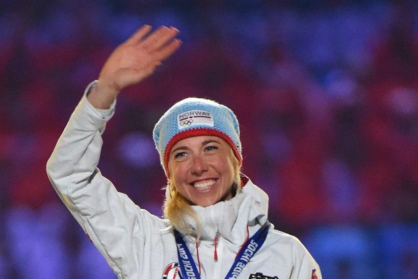Karjääri lõpetanud suusatamise olümpiavõitja tahab osaleda kergejõustiku EMil!